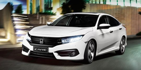 Honda Thailand Latest Price List Of All Honda Cars Thailand - About honda cars