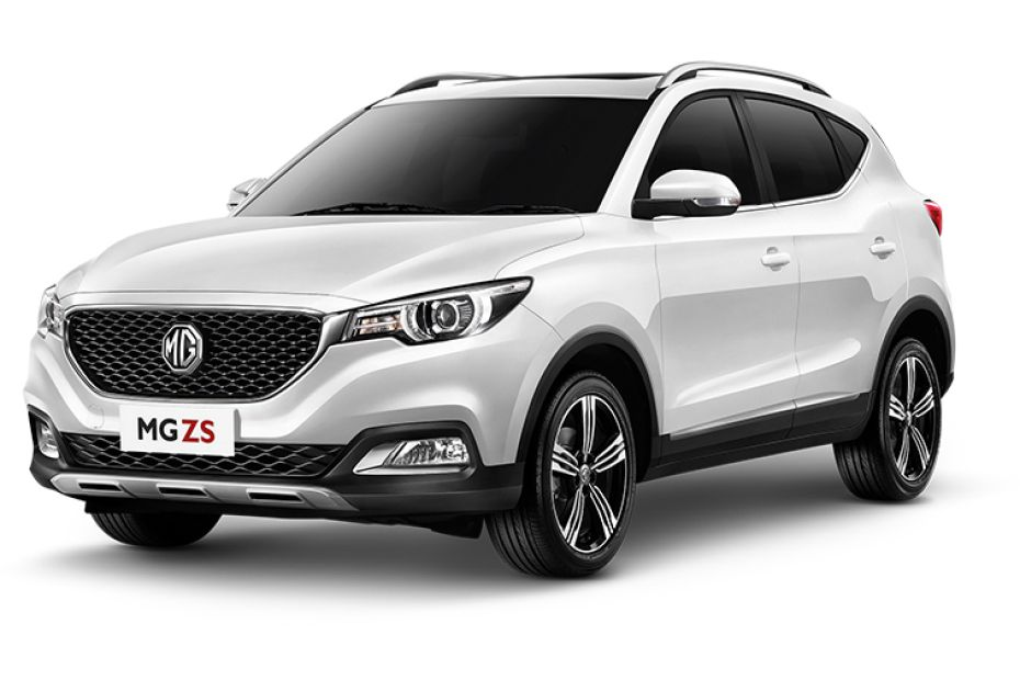Mg Zs Colours Available In 5 Colours In Thailand Zigwheels