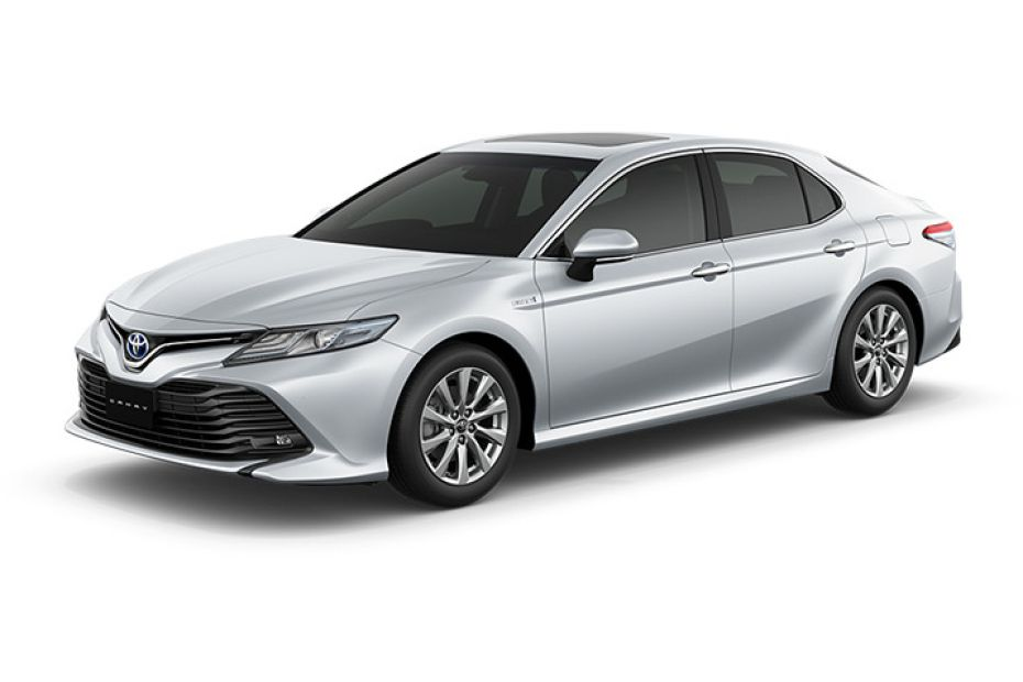 Toyota Camry 2019 Colours Available In 7 Colours In Thailand
