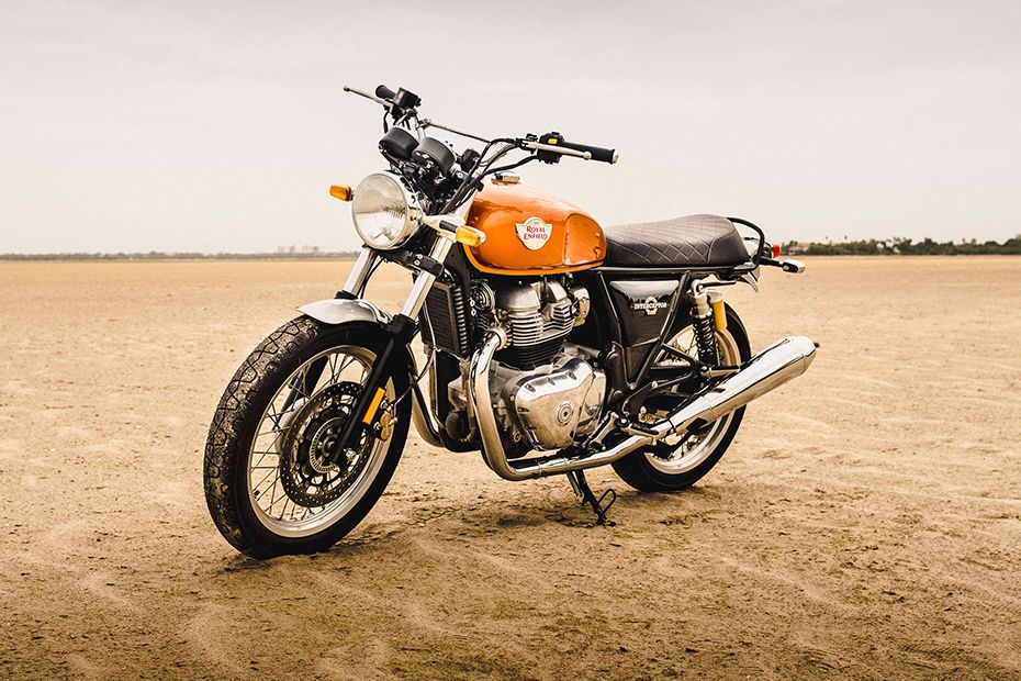Royal Enfield Interceptor รูปภาพ
