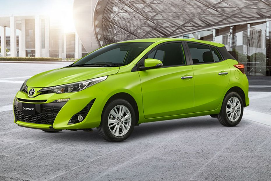 Toyota Yaris Images, See complete Yaris Photos in Thailand ...