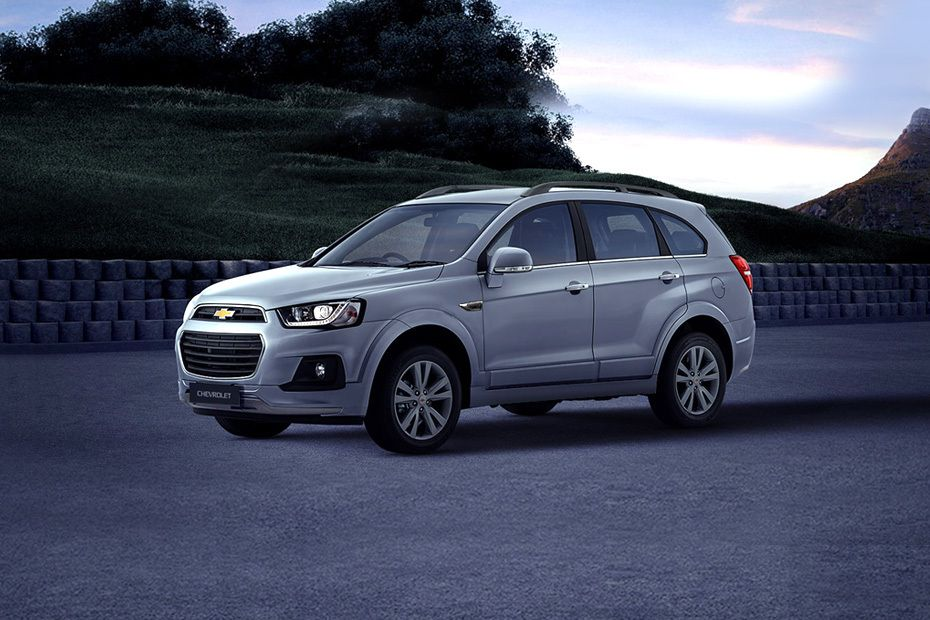 Chevrolet Captiva Price In Thailand Find Reviews Specs
