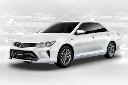 2015 Camry Colors >> Toyota Camry 2015 2018 Colours Available In 6 Colours In