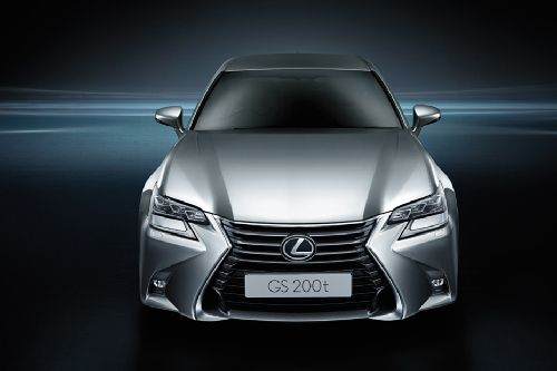 Full Front View of GS