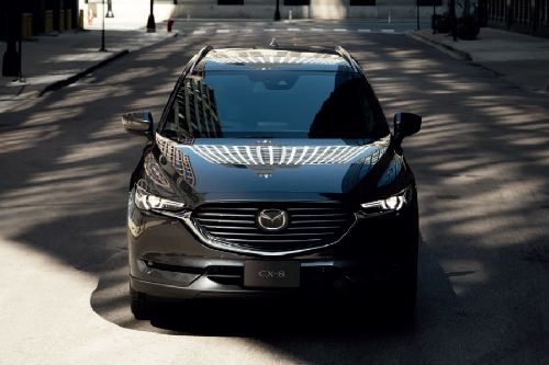 Full Front View of CX-8