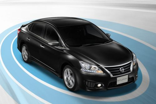 Nissan Sylphy Front Medium View