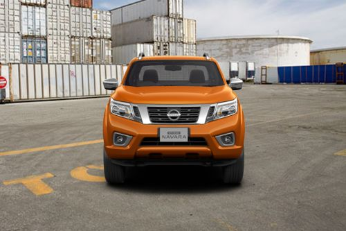 Full Front View of Navara