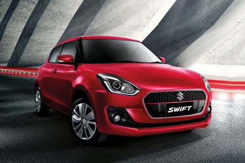 Suzuki Swift 2019 Front Medium View