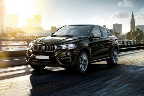 X6 Front angle low view