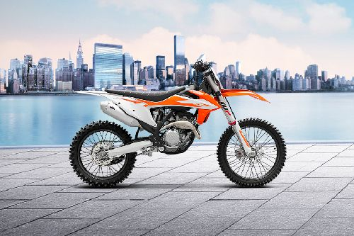KTM 250 SX‑F Right Side Viewfull Image