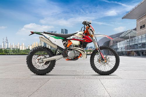 KTM 250 EXC TPI Six Days Right Side Viewfull Image