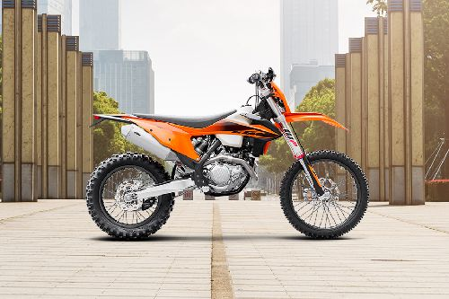 KTM 450 EXC-F Right Side Viewfull Image