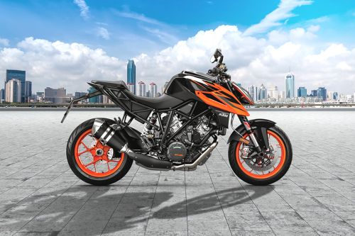 KTM 1290 Super Duke R Right Side Viewfull Image