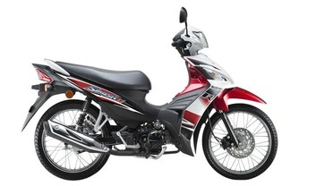 Suzuki Smash Fi Right Side Viewfull Image
